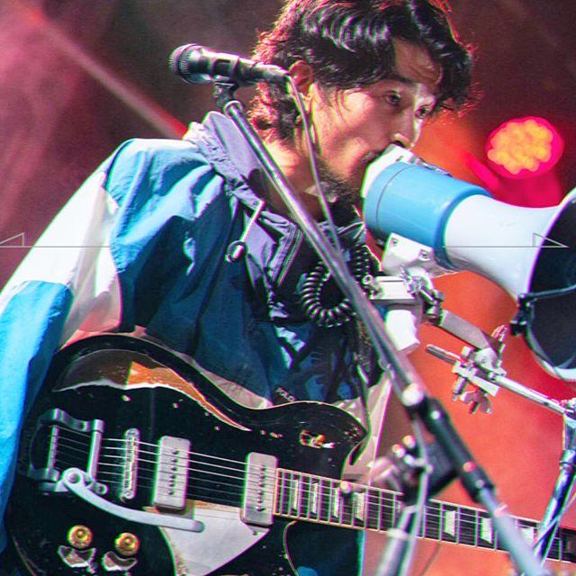 常田大希 ギター